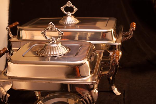 Silver Serving Pieces
